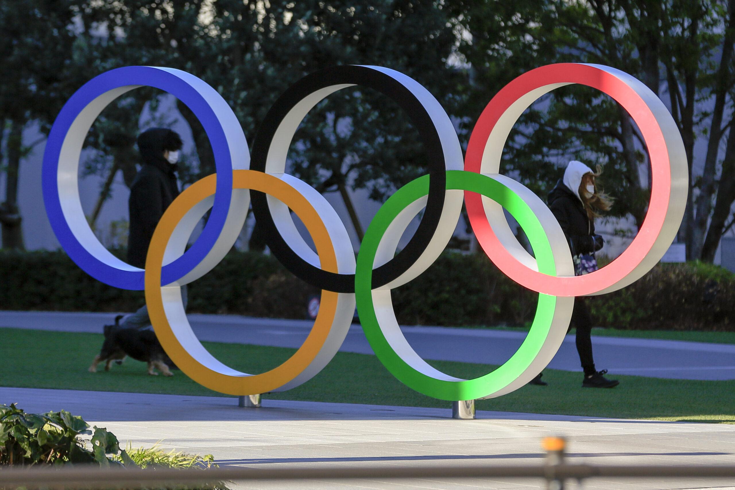 Olympics Tokyo