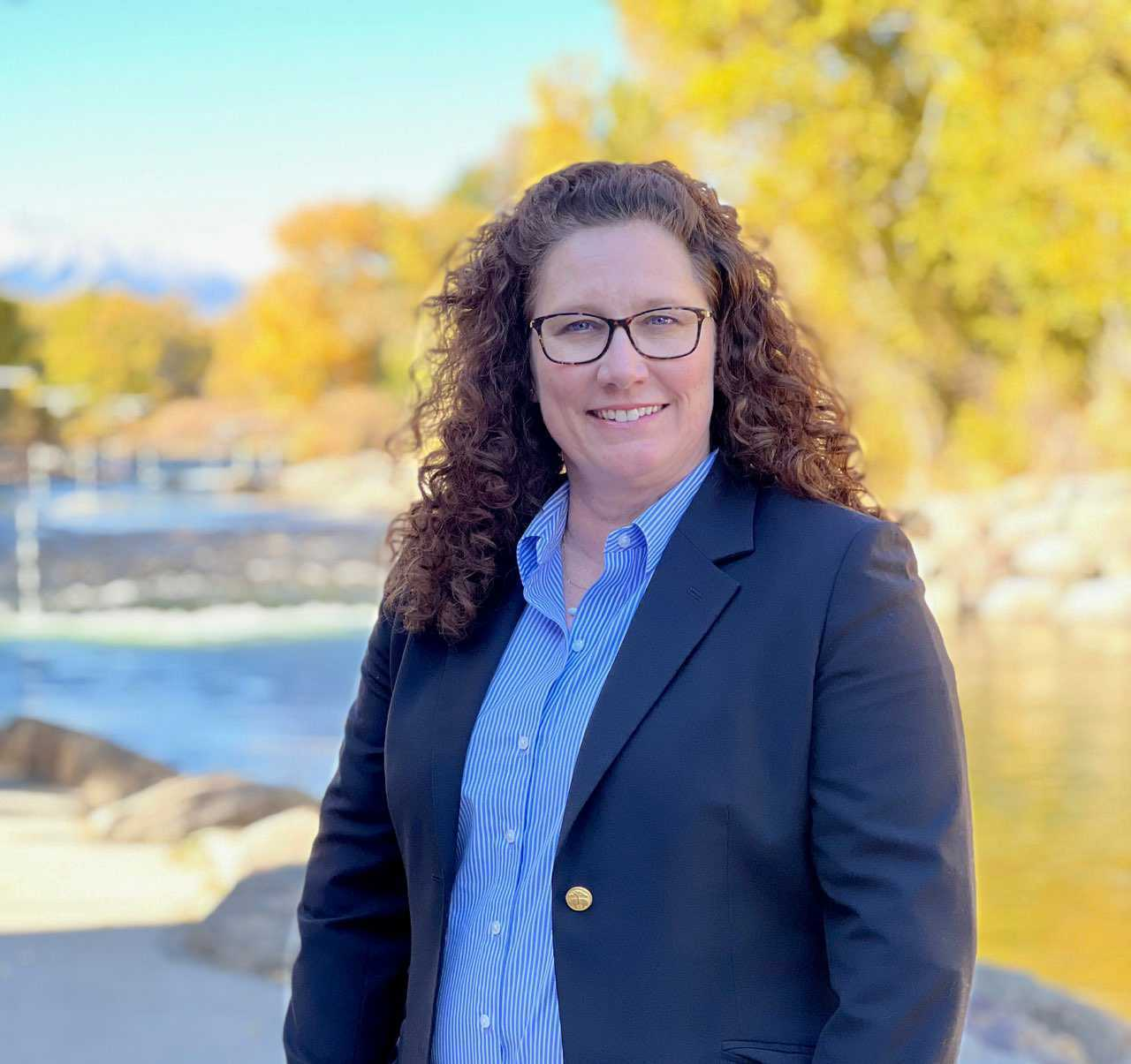 Republican Pam Anderson, former Jefferson County clerk and recorder, and past director of the Colorado County Clerks Association, announced her candidacy for Colorado's Secretary of State in the 2022 midterm election.