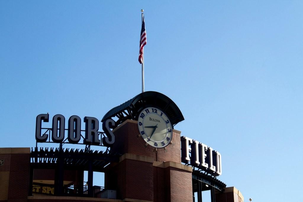 Views of Coors Field, home of the Colorado Rockies.  coors; coors field; baseball; rockies; denver; ballpark; colorado; denverite; lodo; sports; stadium; kevinjbeaty