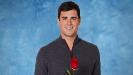 The Bachelor's Ben Higgins in a publicity photo by ABC.