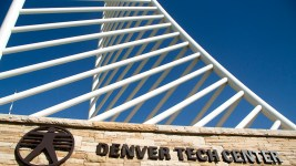 The Denver Tech Center. (Kevin J. Beaty/Denverite)  denver tech center; denver; kevinjbeaty; colorado; denverite