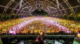 Bassnectar plays Coachella. (Drew Ressler/Wikimedia/Creative Commons share alike)
