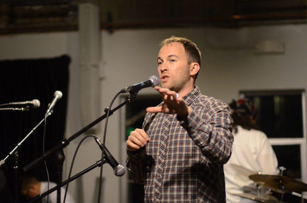Evan Weissman. (Courtesy of Evan Weissman)