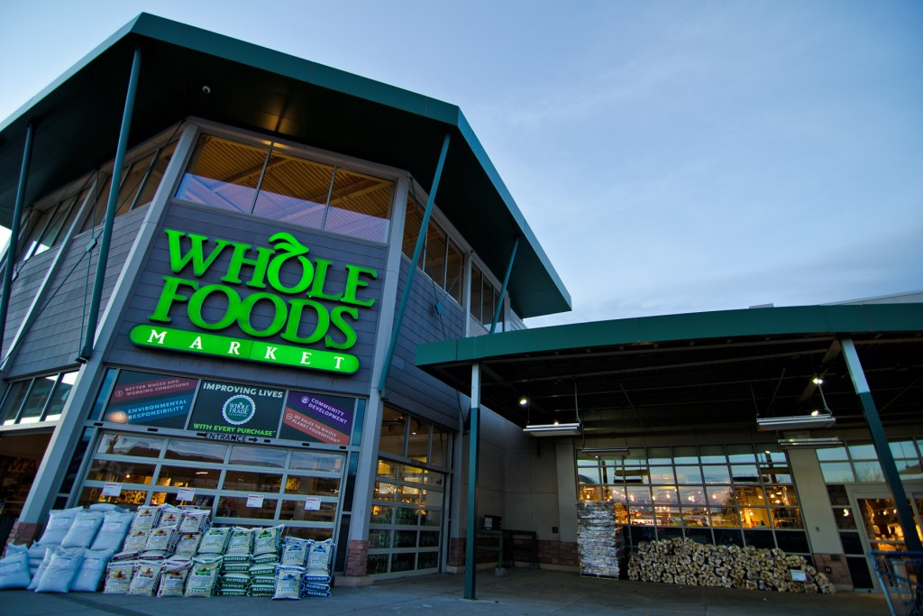 Whole Foods Market in the Belmar Shopping & Dining District. (Courtesy of Whole Foods Market)