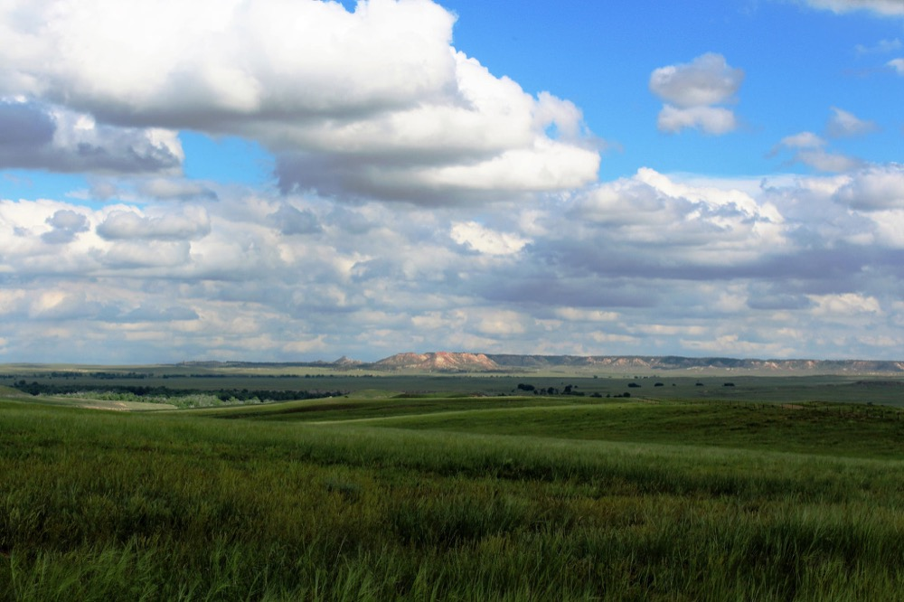 Thunder Basin National Grassland. (U.S. Department of Agriculture)