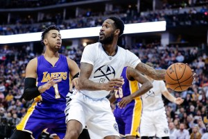 Will Barton scored 22 points in Denver's win Monday. (Isaiah J. Downing/USA Today Sports)