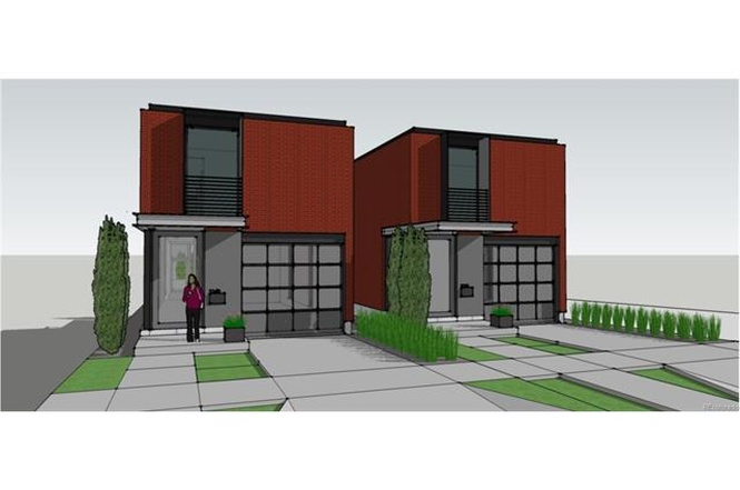A rendering of 3238 Zuni Street. (Courtesy of Redfin)