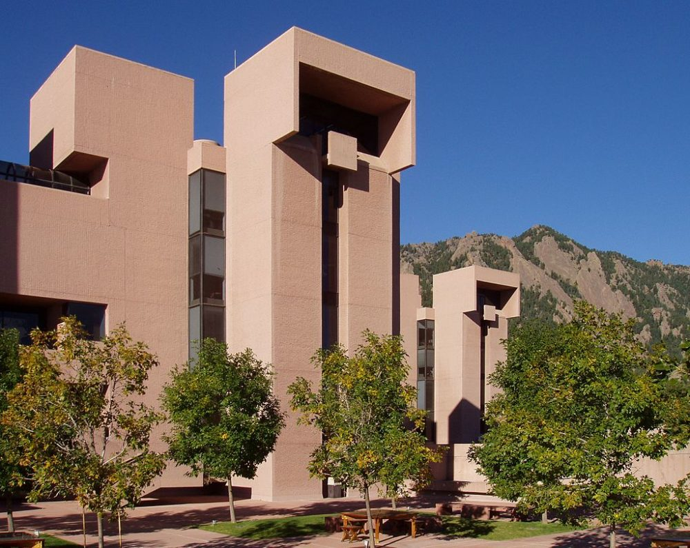 The National Center for Atmospheric Research (NCAR) in Boulder. (Daderot/Wikimedia Commons)