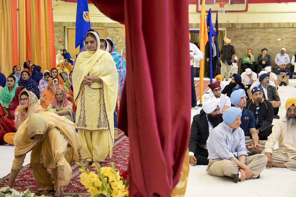 The second-annual Sikh festival at East High School, May 28, 2017. (Kevin J. Beaty/Denverite)  sikh; colorado singh sabha; east high school; denver; colorado; parade; kevinjbeaty; denverite;