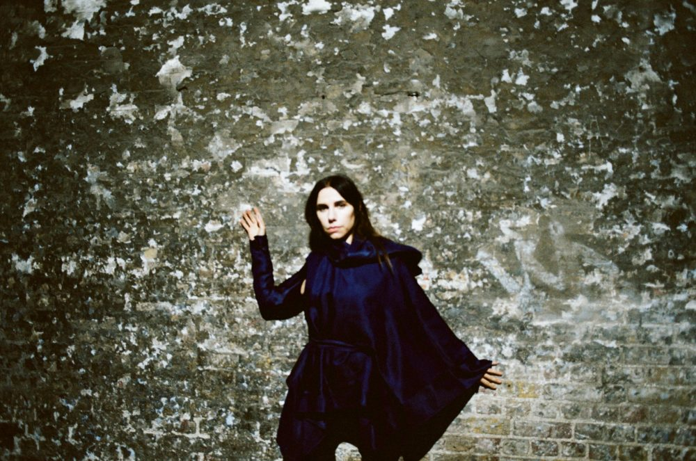 PJ Harvey. (Photo: Maria Mochnacz)