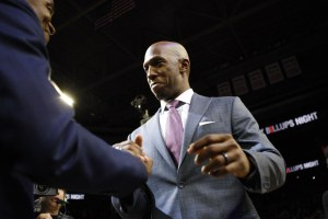 Chauncey Billups will interview for the Hawks GM job this week, per ESPN. (Raj Mehta/USA Today Sports)