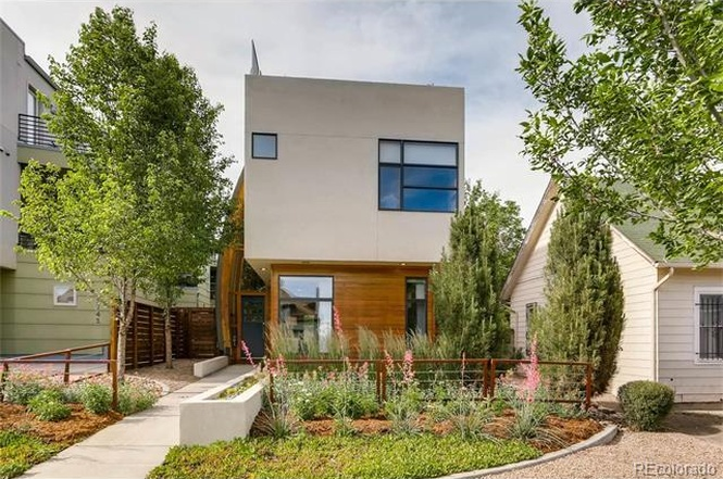 The exterior of 1735 West 33rd Avenue. (Courtesy of Redfin)