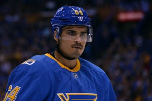 The Avalanche and Nail Yakupov have agreed to a one-year deal. (Billy Hurst/USA Today Sports)