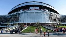 Mile High Stadium's Wi-Fi network is already in the process of being upgraded. (Isaiah J. Downing/USA Today Sports)