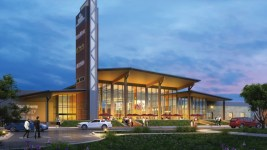 Denver Premium Outlets expected to open fall 2018 in Thornton. (Courtesy of Simon)