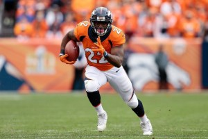 C.J. Anderson played another nice game Sunday. (Isaiah J. Downing/USA Today Sports)