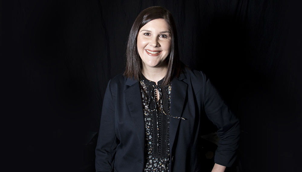 Brittany Morris Saunders. Who's Next: Politics. (Kevin J. Beaty/Denverite)  events; who's next; headshots;