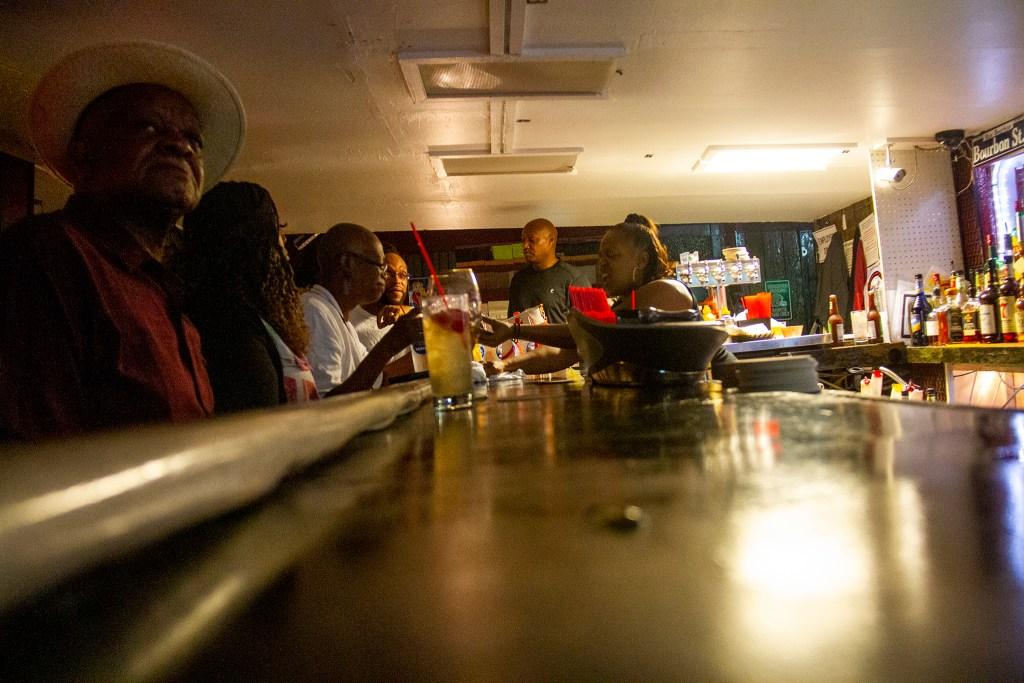 Randall's New Climax Lounge on Welton Street, Aug. 19, 2016. (Kevin J. Beaty/Denverite)