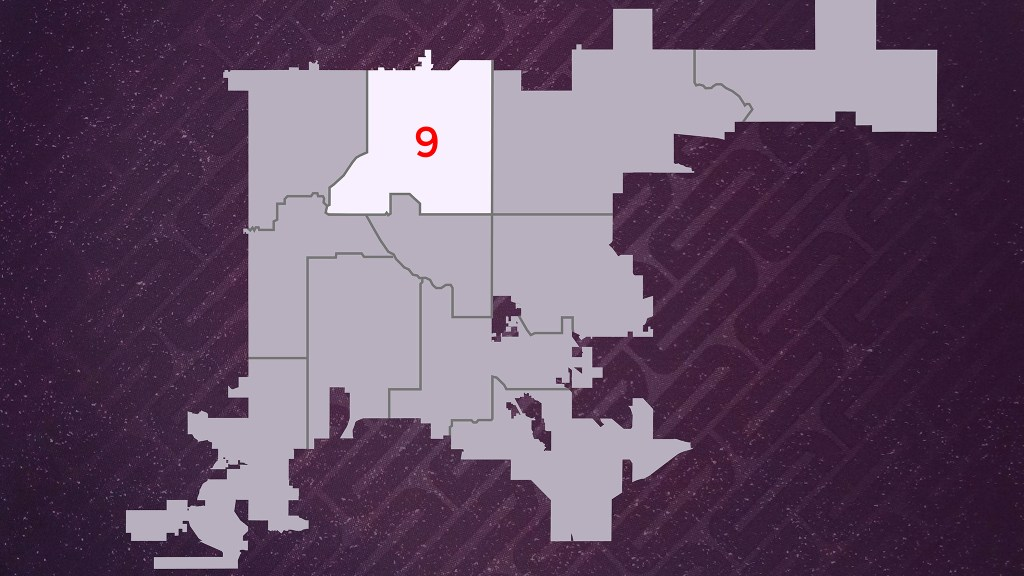 Denver City Council District 9. You can search the district map by address at the city's website.