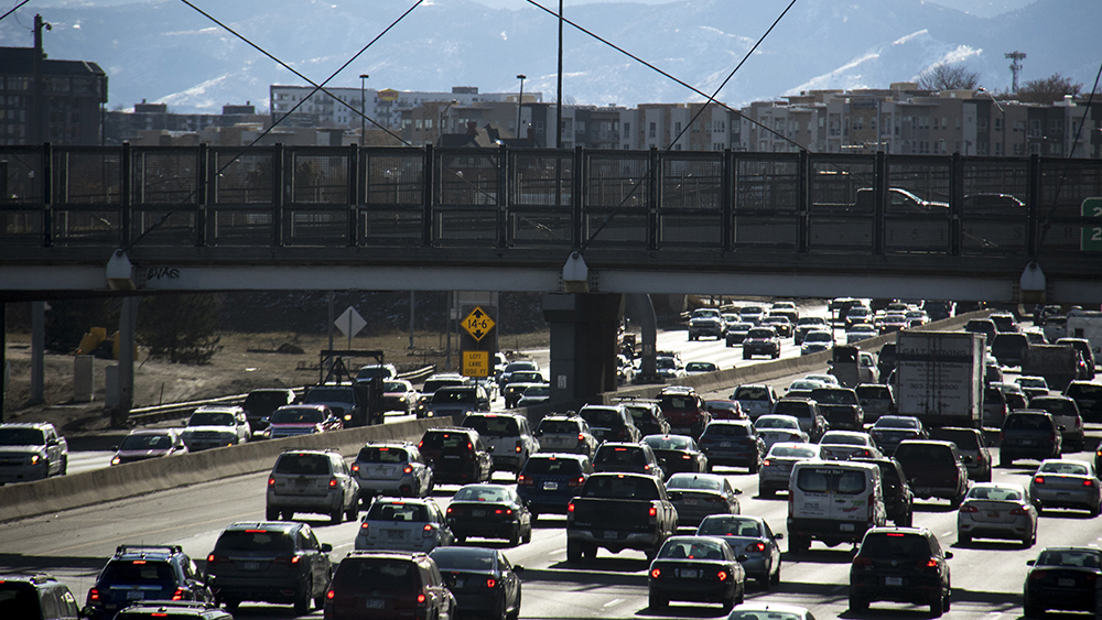 I-25 traffic fixes under consideration: Tolls. More transit. Double-decker highway?