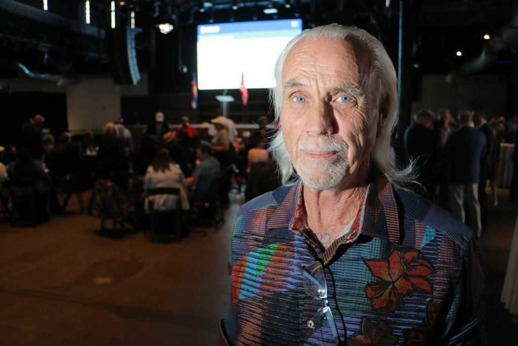 Bernard Hurley. (Kevin J. Beaty/Denverite)