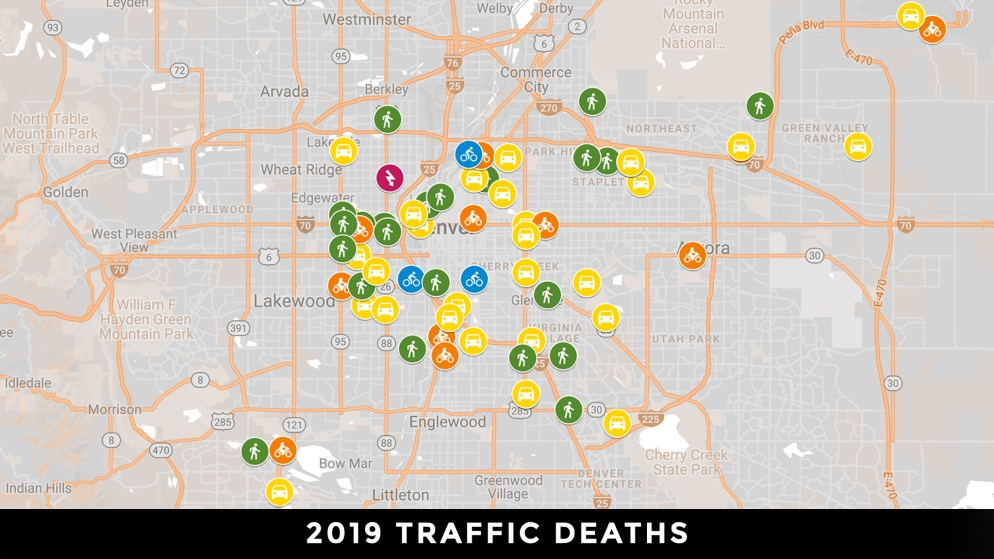 (Data Source: Denver Department of Transportation and Infrastructure)