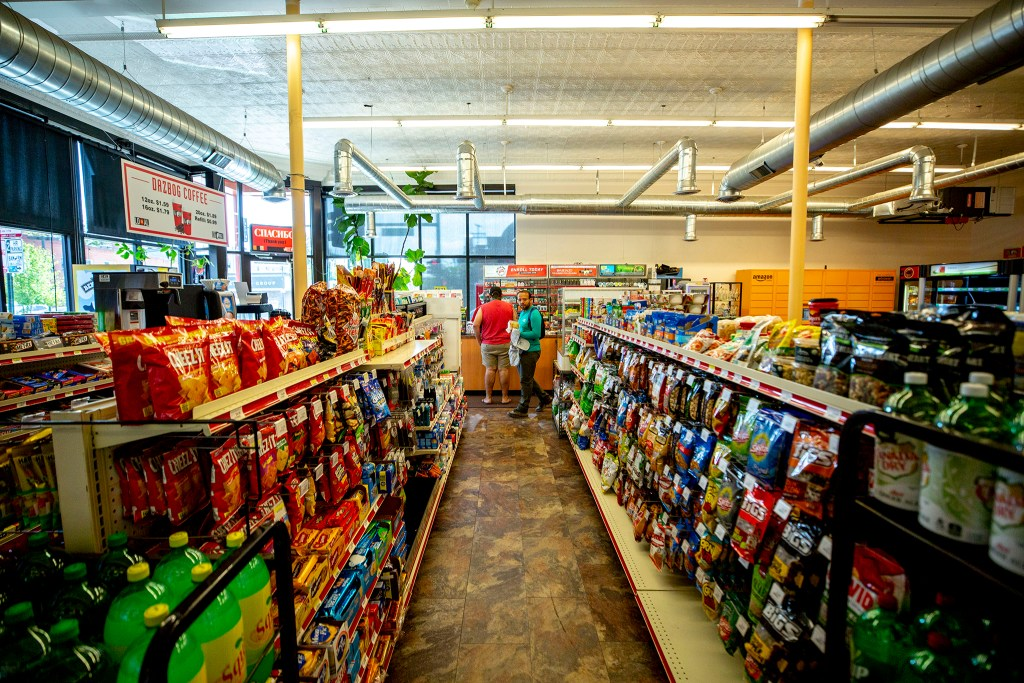 Capitol Convenience in Capitol Hill. May 28, 2020. (Kevin J. Beaty/Denverite)