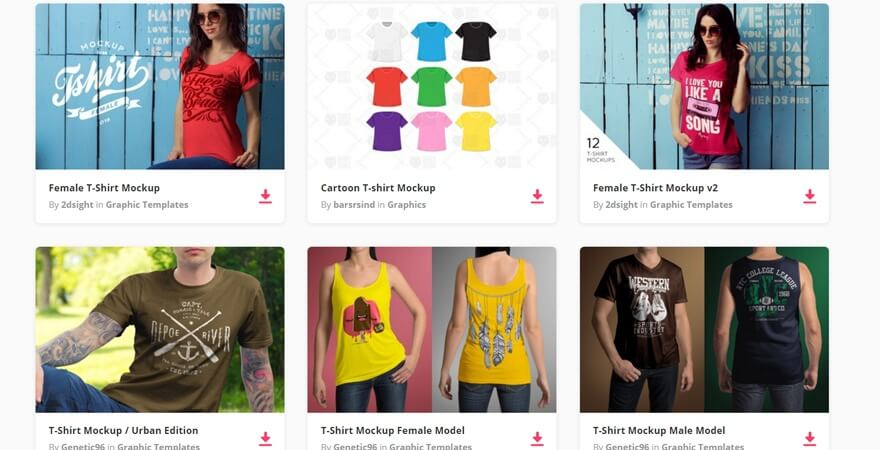 Download Template Mock Up Kaos Polos Yellowimages