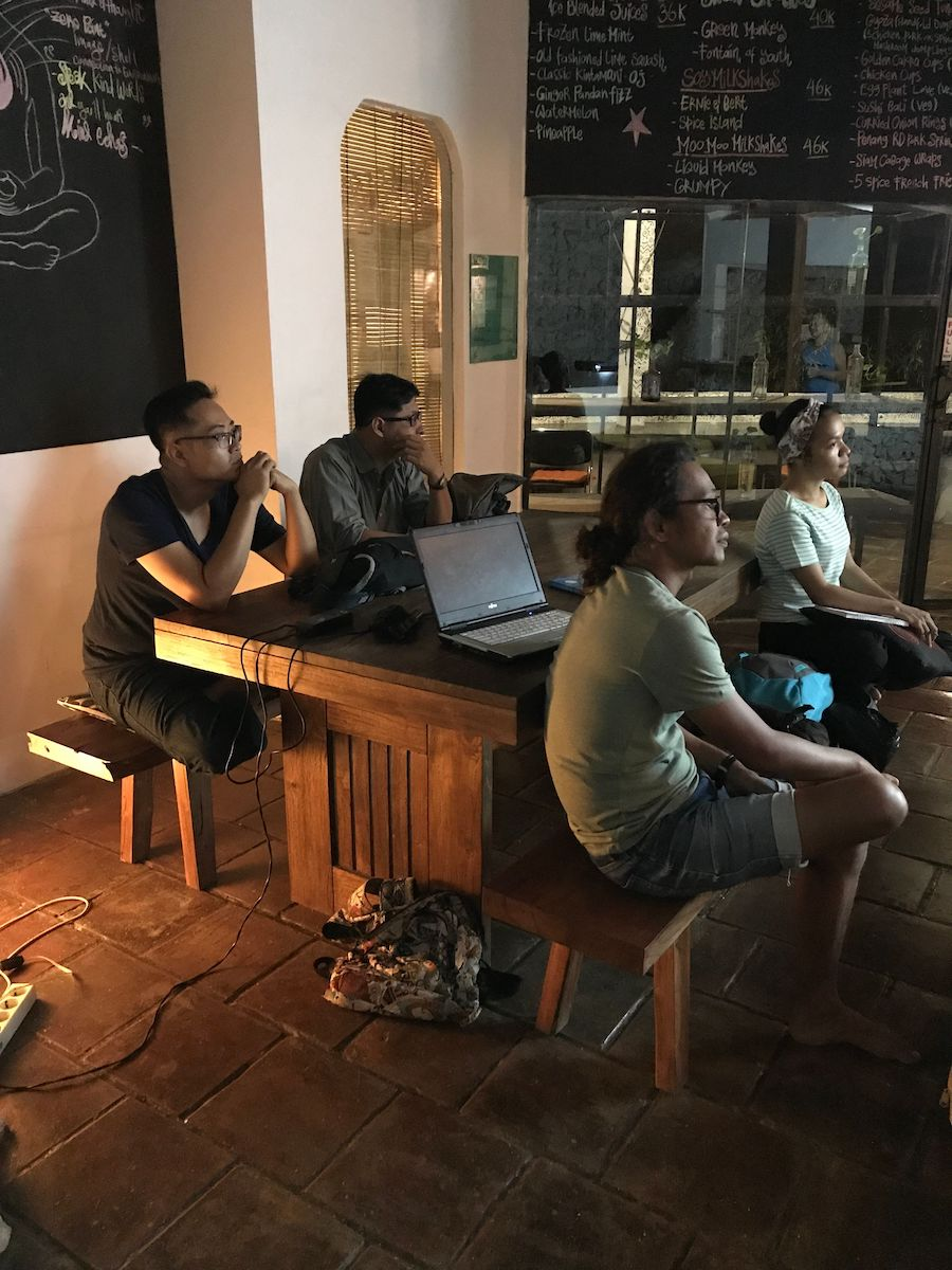 WordPress Meetup Ubud