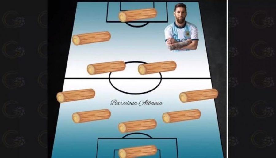 memes de la derrota de argentina