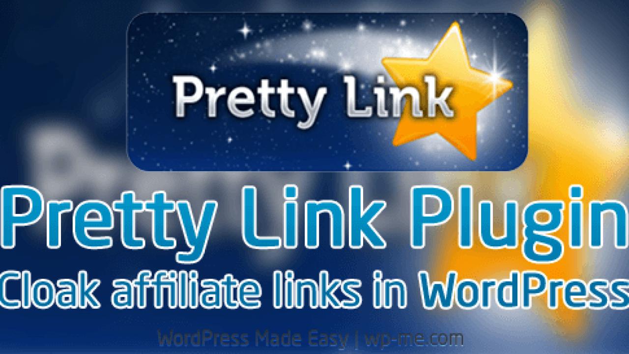 Pretty Link Plugin: Cloak Affiliate Links in WordPress