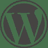 WordPress Logo - WordPress vs. Blogger