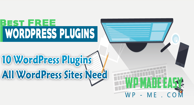 10 Best Free WordPress Plugins of 2016 (Expert Pick)