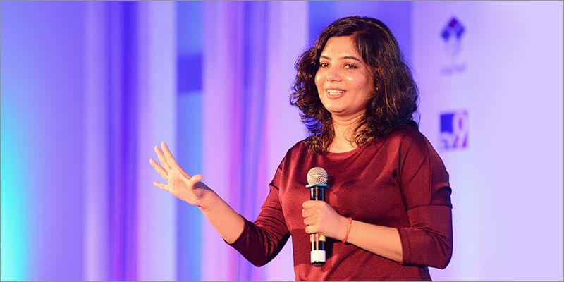 Shradha Sharma founder of YourStory.com
