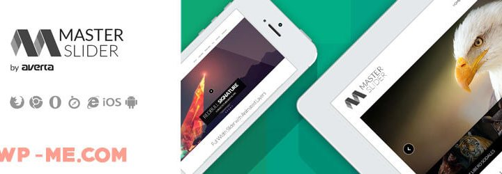 Master Slider - Responsive Touch Free WordPress Slider Plugin
