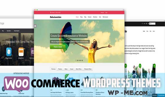 Best Free WooCommerce WordPress Themes of 2017