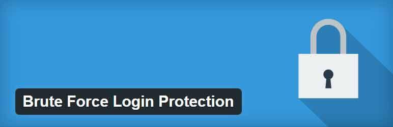 Brute Force Login Protection WordPress plugin