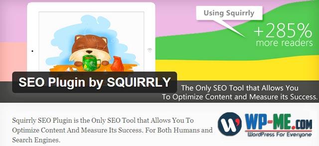 Squirrly WordPress SEO plugin