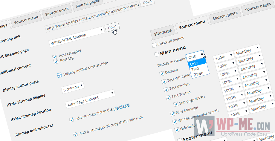 WP Meta SEO Sitemap Generator