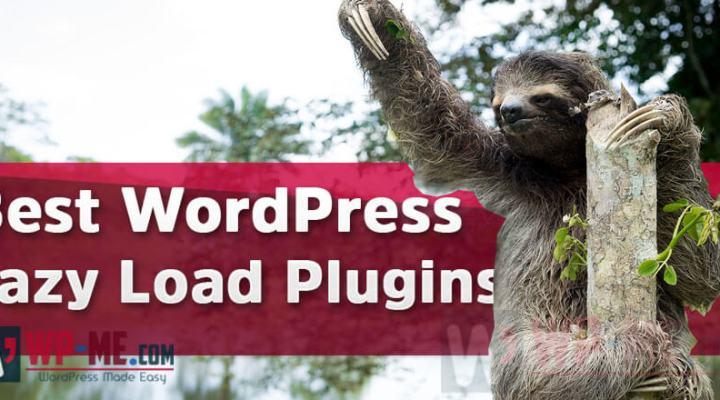 10+ Best Free WordPress Lazy Load Plugins of 2018