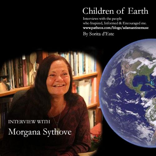 Morgana Sythove - PFI, Gardnerian High Priestess of Wicca