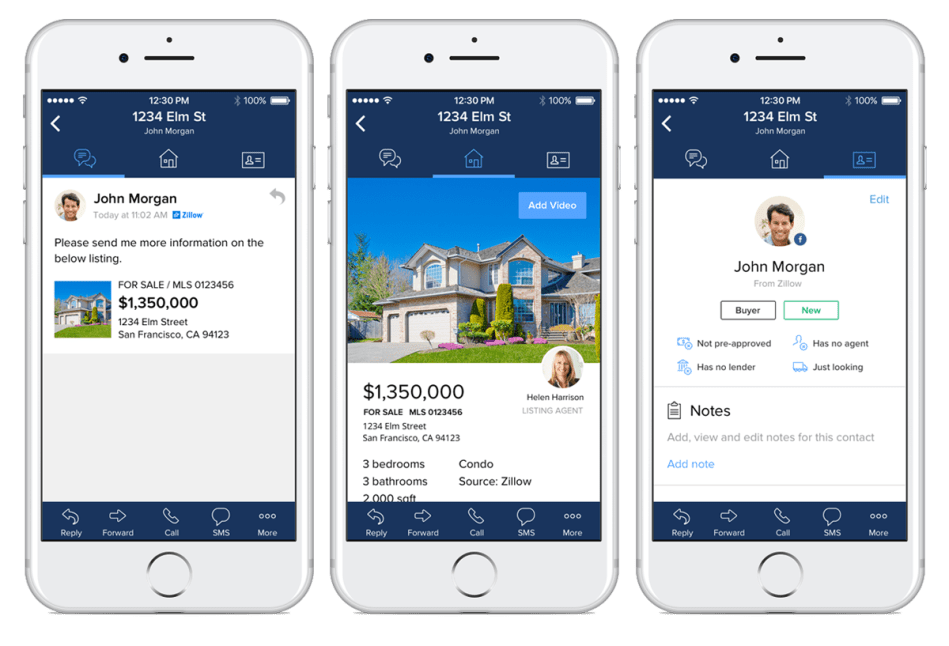 Navigating the Zillow Premier Agent App and Your Leads | Zillow Premier  Agent
