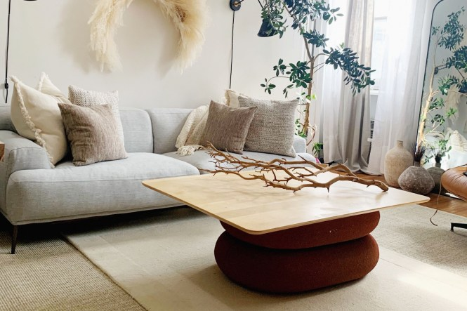 Couch Into Or Out Of A Small Apartment