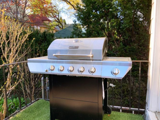 Nyc Grilling Rules For Apartments