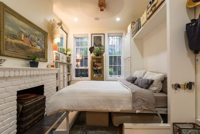 This Tiny Adorable West Village Studio Is Asking 429 000