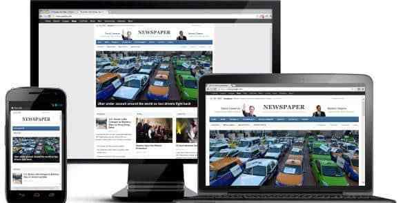 Fichiers .po et .mo de la traduction française du thème Newspaper de Theme Junkie