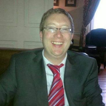 Darren Stones, IT Coordinator and Web Master at Portlaoise College