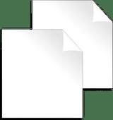 A copy icon