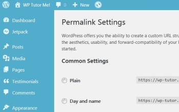 3 Settings to Change When You Install WordPress