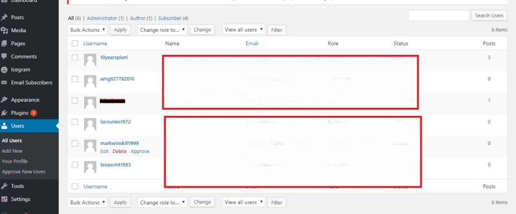 How to change usernames in WordPress using Username Changer Plugin